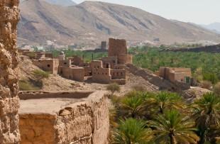 Oman_Village_DakhiliyahRegion